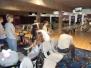 Mecz szkolnej ligi bowlingowej GIM3-SP30 22.05.2014