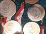 Medale - Liga międzyuczelniana 30.07.2017 godz. 19.00-21.00 Zapraszamy